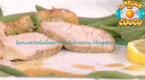Arrosto caramellato al limone ricetta Messeri da Prova del Cuoco