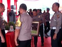 Peresmian Monumen Keselamatan Berlalulintas MRSF Polres Pesawaran