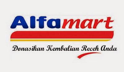 arti sebenarnya dari logo alfamart