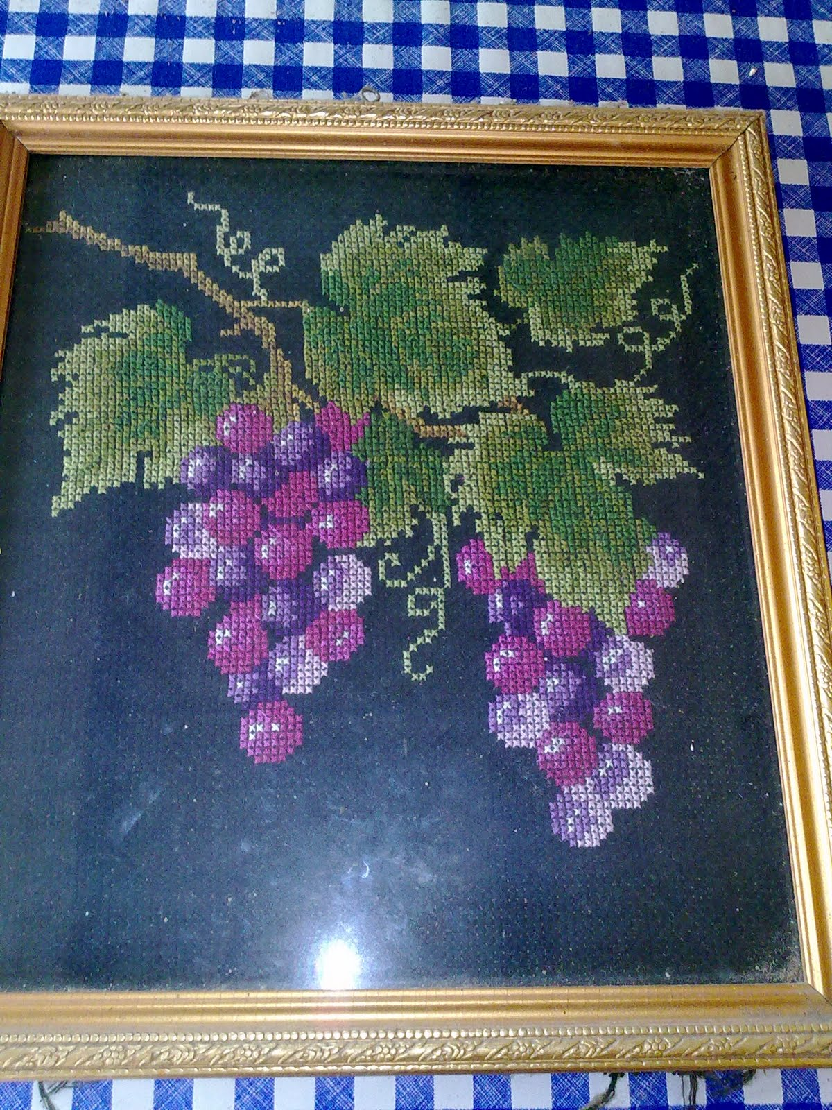 Ctnhoney Koleksi Cross Stitch Yang Antik