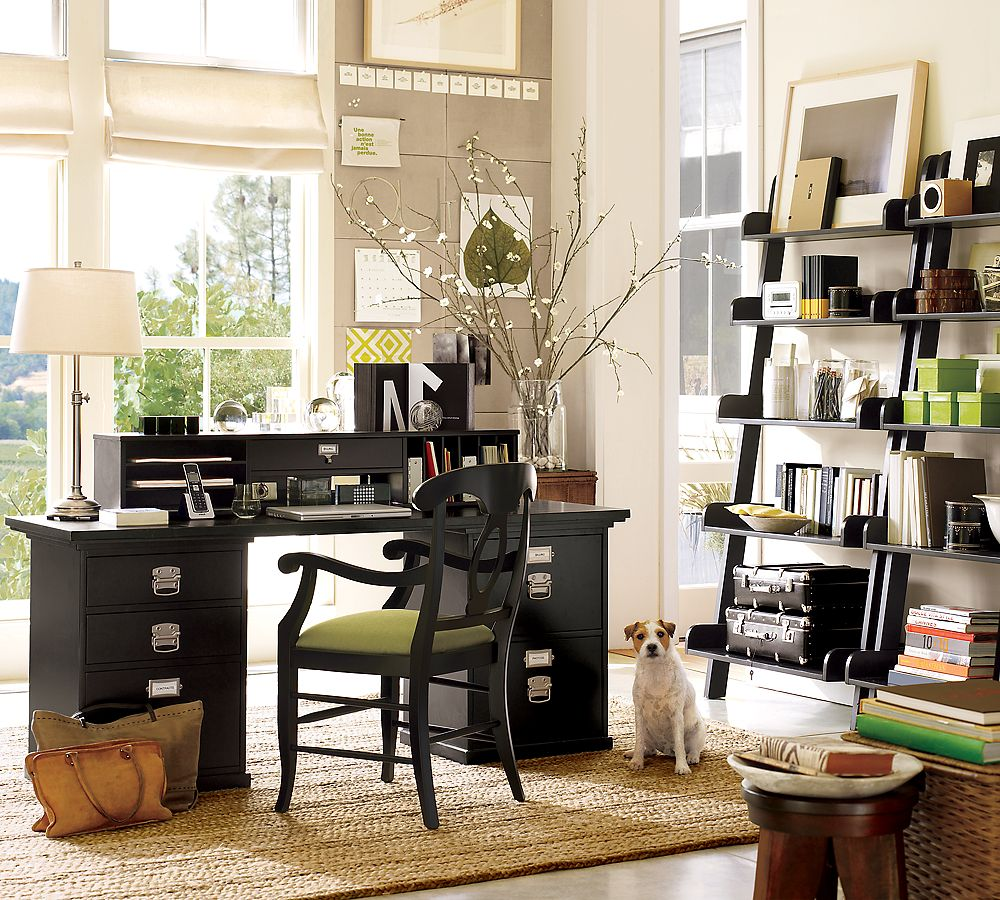 Home Office Design Tips To Stay Healthy: Keep Your Home Office With A Professional Organizer