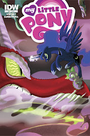 MLP Friends Forever #14 Comic