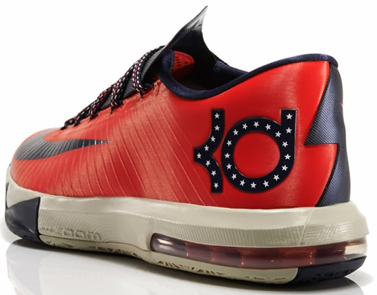 new photos 05c65 c1bef The latest colorway of the Nike KD VI is set to hit stores tomorrow.