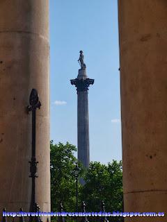 Estatua de Lord Nelson