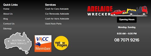 Adelaide Wrecker