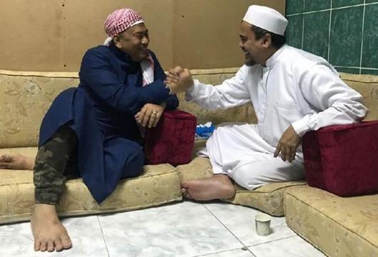 Habib Rizieq: Kapitra Bukan Lagi Pengacara Saya, Keterangan Dia Ngawur