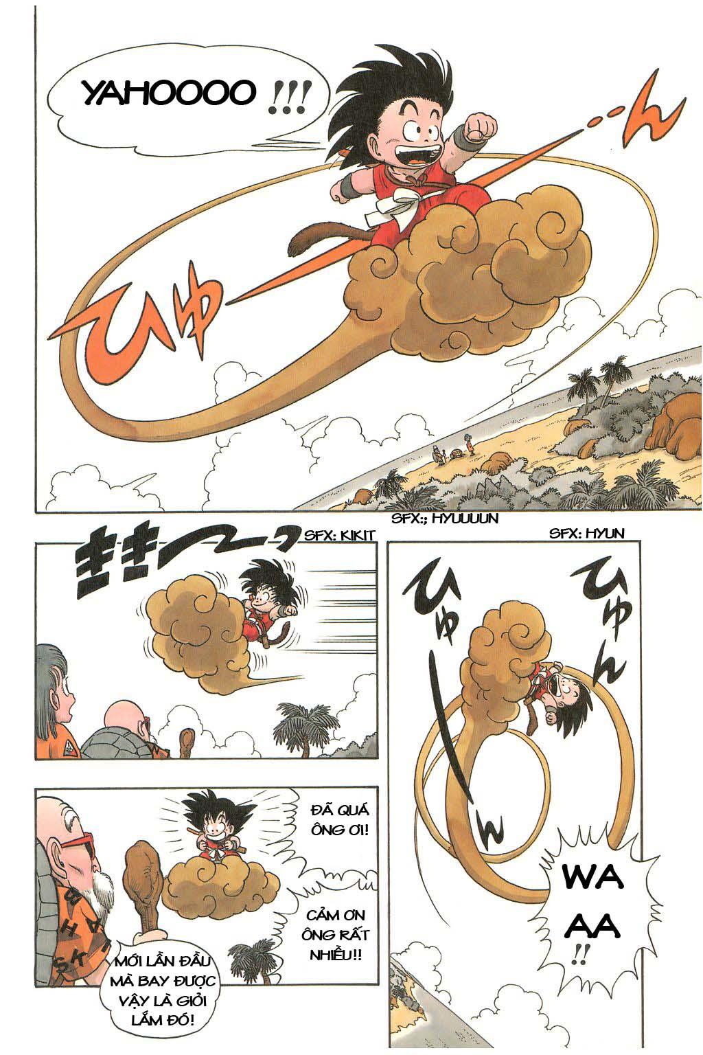 Dragon Ball chap 4 trang 6