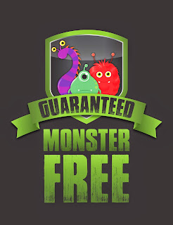 Monster Free Guarantee