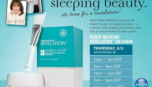 robin mcgraw revelation skin care coupon code