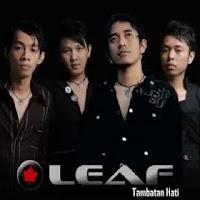 Lirik Lagu Leaf Band Tambatan Hati