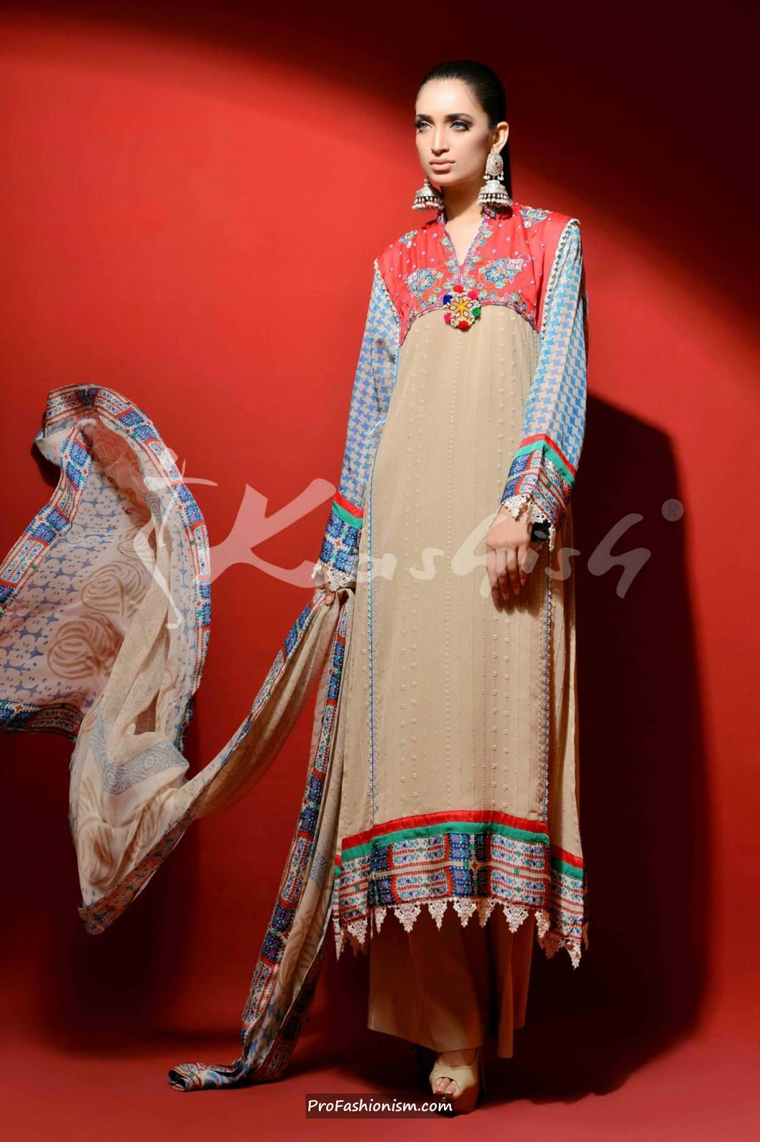 Kashish Eid Dresses Collection 2013 for Women - Tester is the Bester