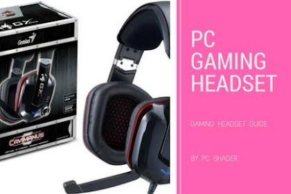 Best PC Gaming Headset 2050 Technology
