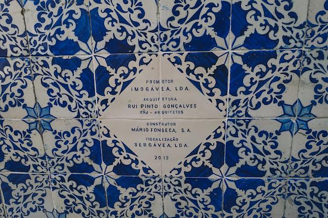 ベルトラン書店(Bertrand Livreiros)の壁