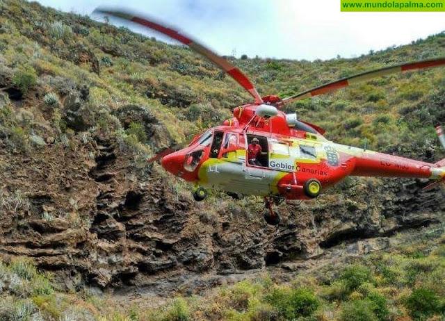 Rescatan el cuerpo sin vida de un senderista en Marcos y Cordero