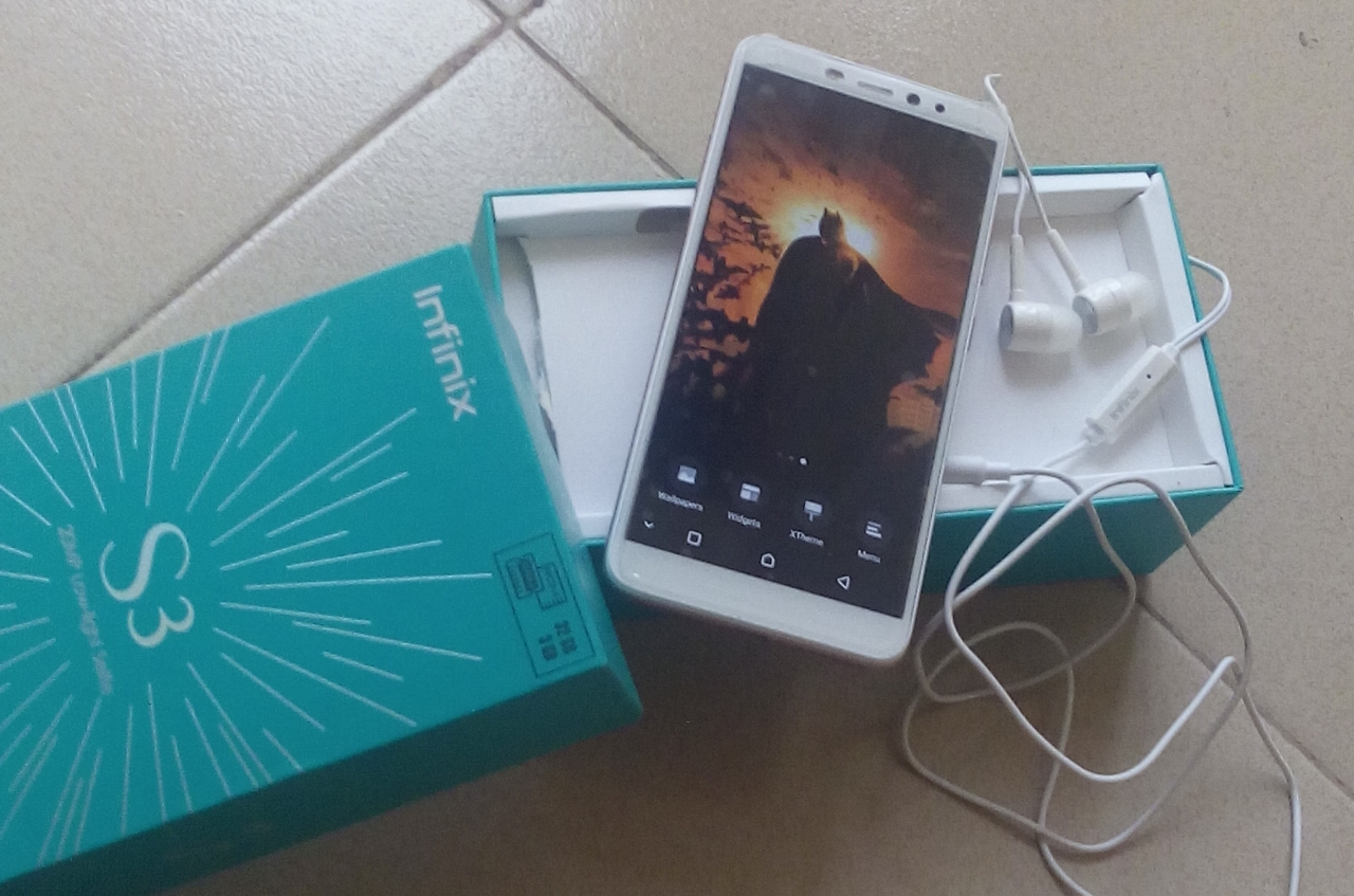 Image result for Infinix Hot S3