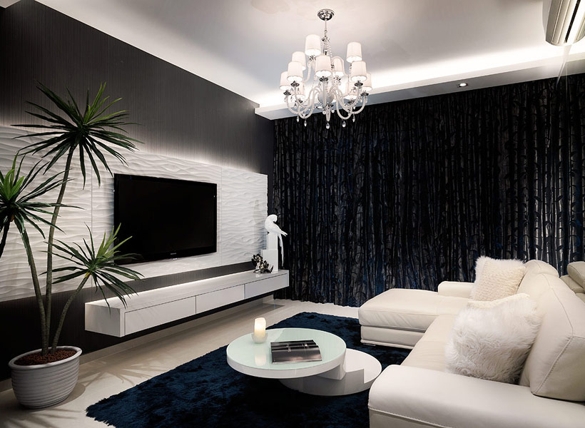Elegant Singapore Interior Design Living Room Ideas Design Ideas