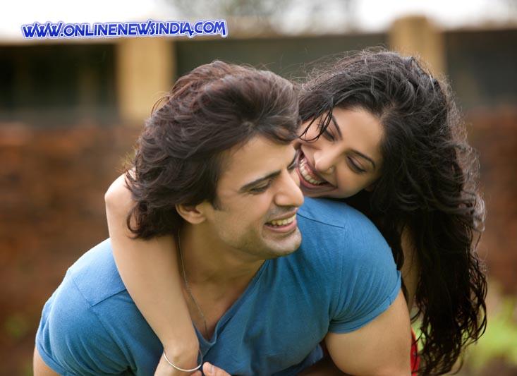 Mohit Malik with wife Addite Malik