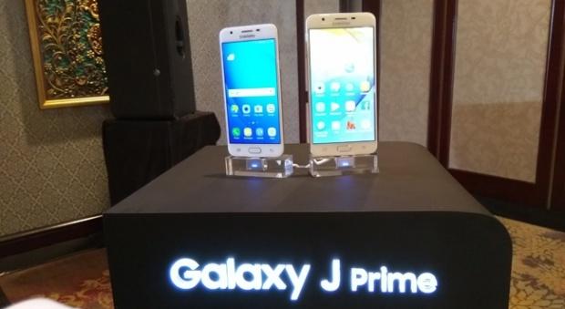 Samsung Luncurkan Galaxy J7 dan J5 Prime untuk Indonesia
