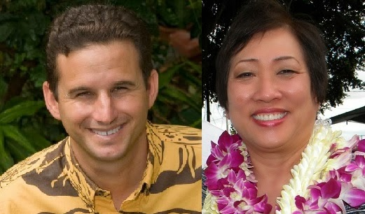 Hawaii U.S. Senate candidates 2014
