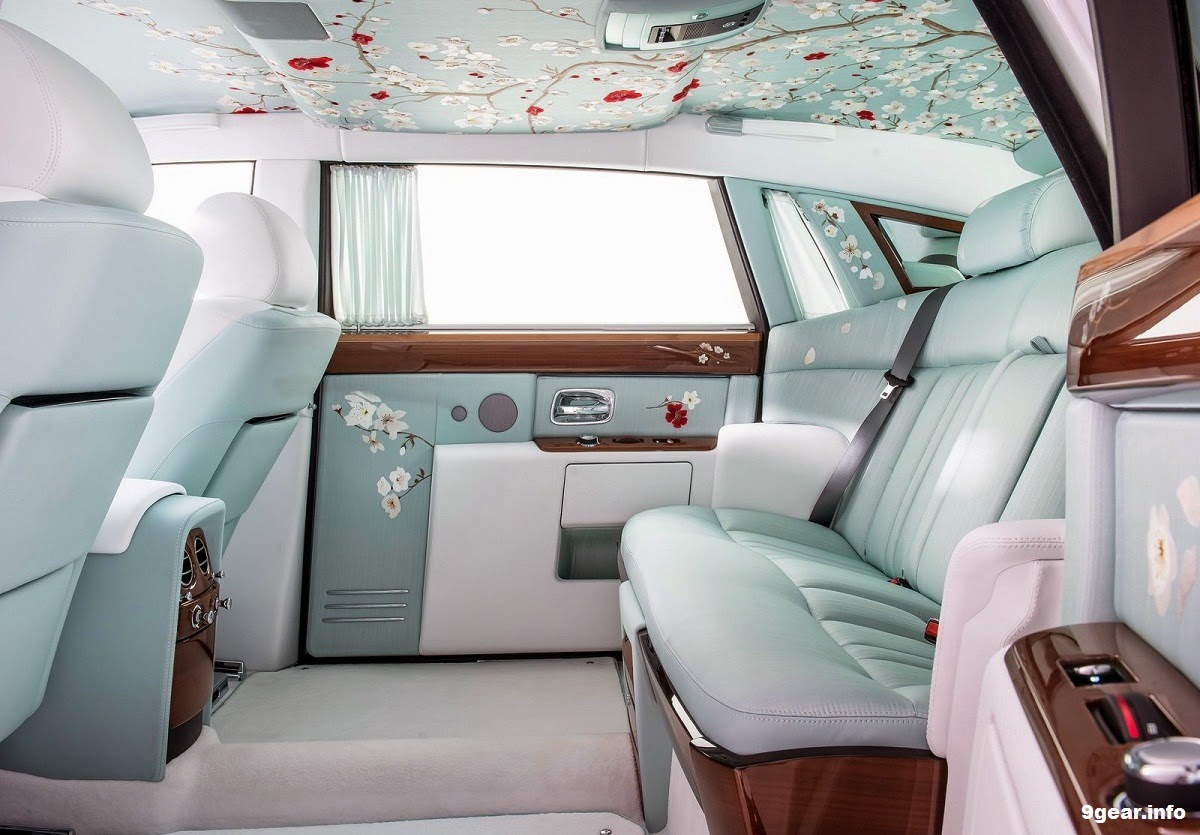 Phantom Serenity 2015 Rolls Royce Phantom Serenity Car Reviews New Car Pictures