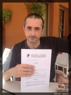 Juan González Mesa, autor de Rubicón - Cine de Escritor