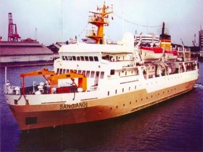 Informasi Jadwal Kapal Pelni KM Sangiang Februari