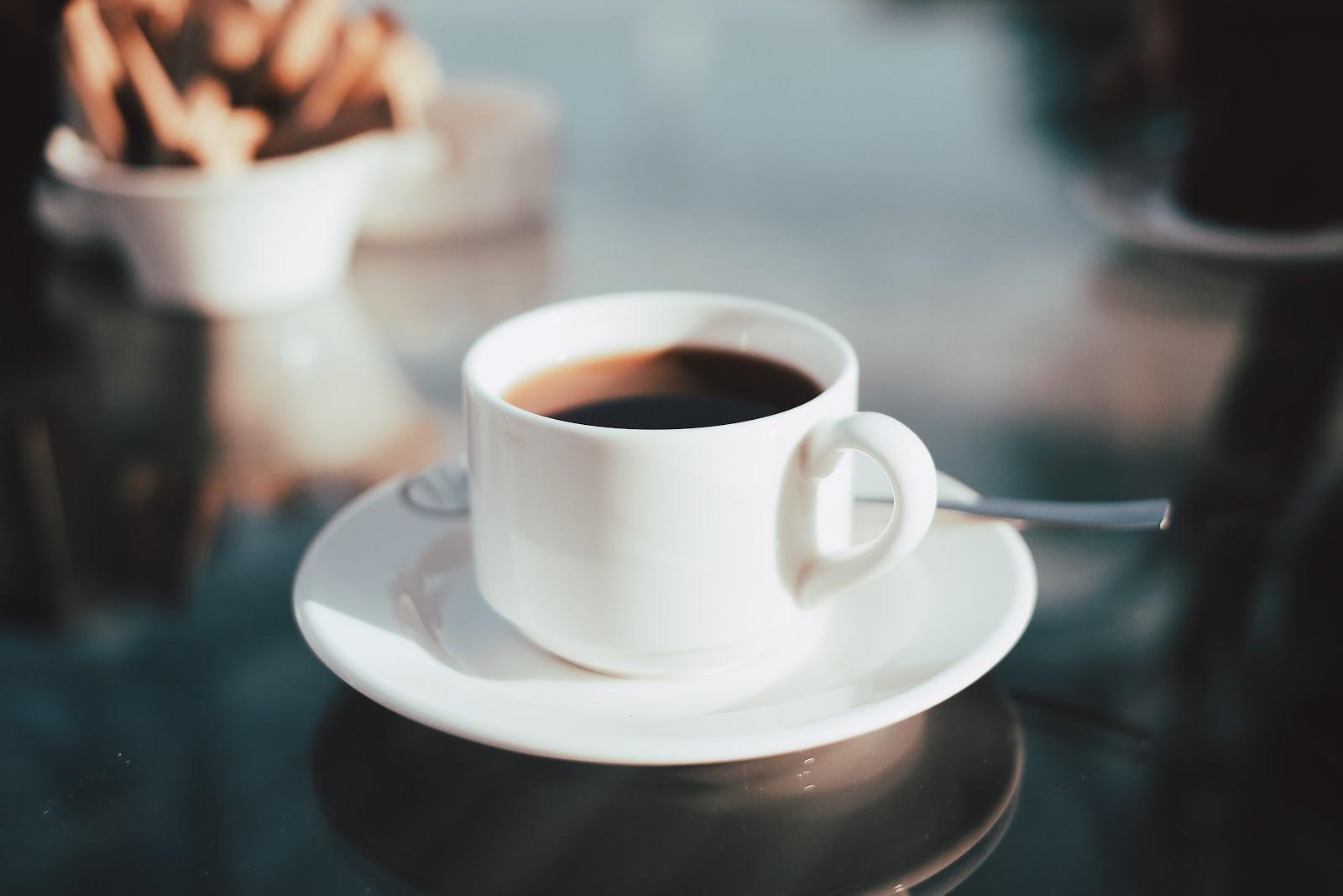 一杯の珈琲