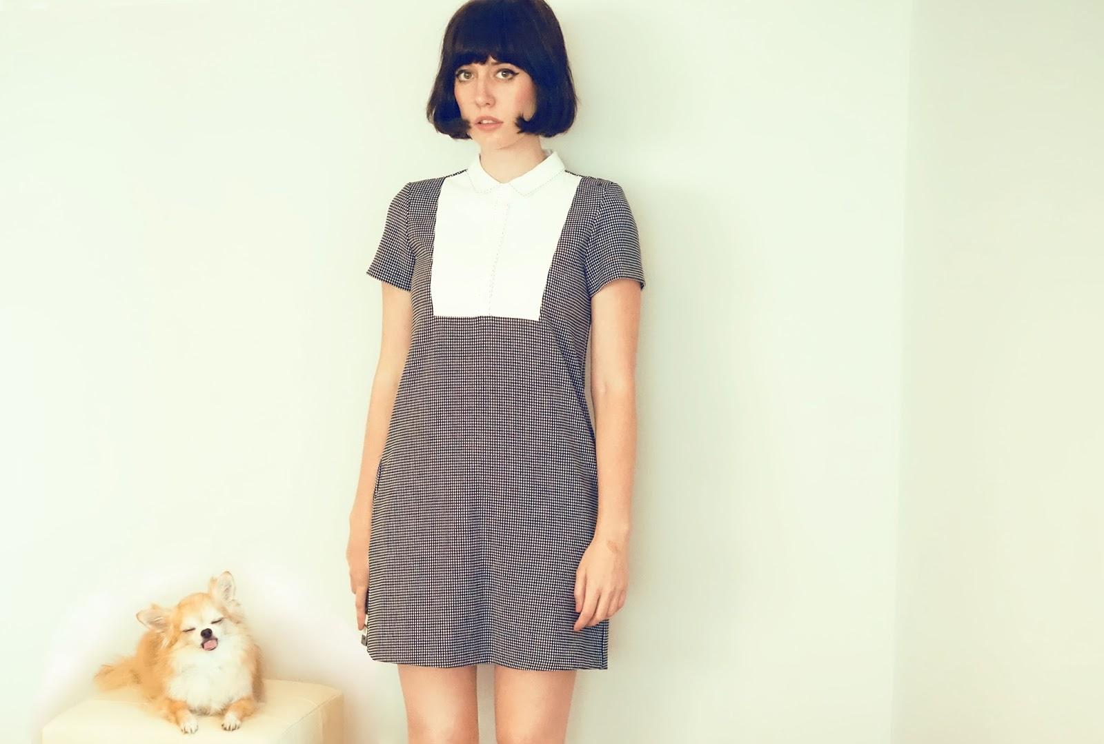 New dress new attitude //