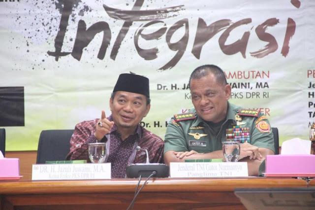 Jika Gerindra Usung Gatot Jadi Capres, PKS Manut