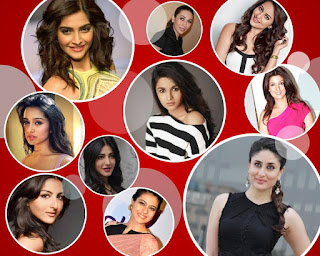 Bollywood entertainment :::: Top bollywood female celebrity weight loss secrets