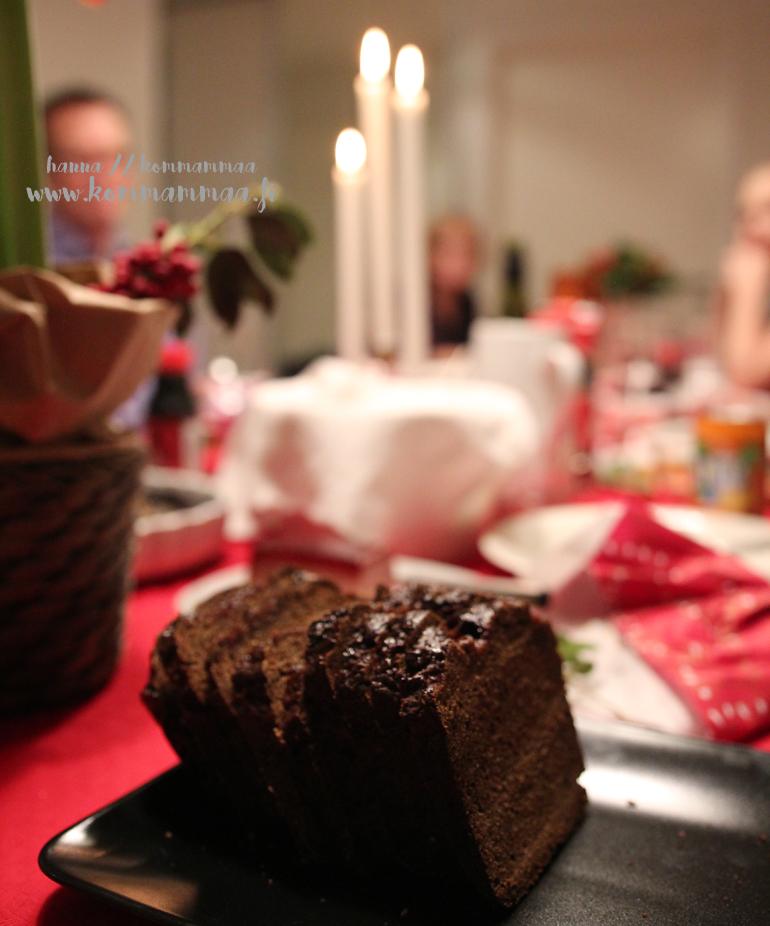 joulu jouluaatto joulukuu 2017 jouluruoka