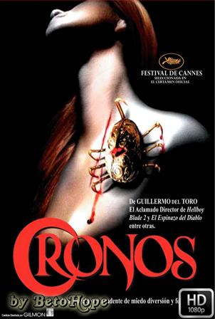 Cronos [1993] [Latino-Ingles] HD 1080P  [Google Drive] GloboTV