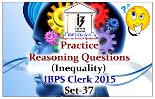 Practice Reasoning Questions (Inequality)