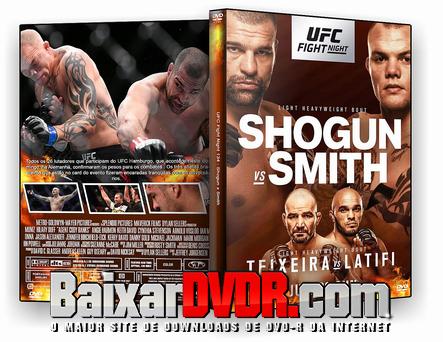 UFC Fight Night 134 – Shogun x Smith (2018) ISO