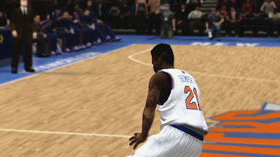 NBA 2K13 Iman Shumpert Knicks Playoffs Update