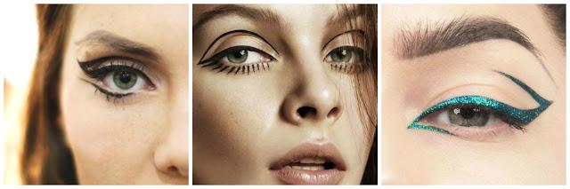 eye-liner, beauté, maquillage, tendance maquillage, tendance 2017
