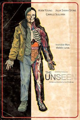 The Unseen 2016 DVD R1 NTSC Sub