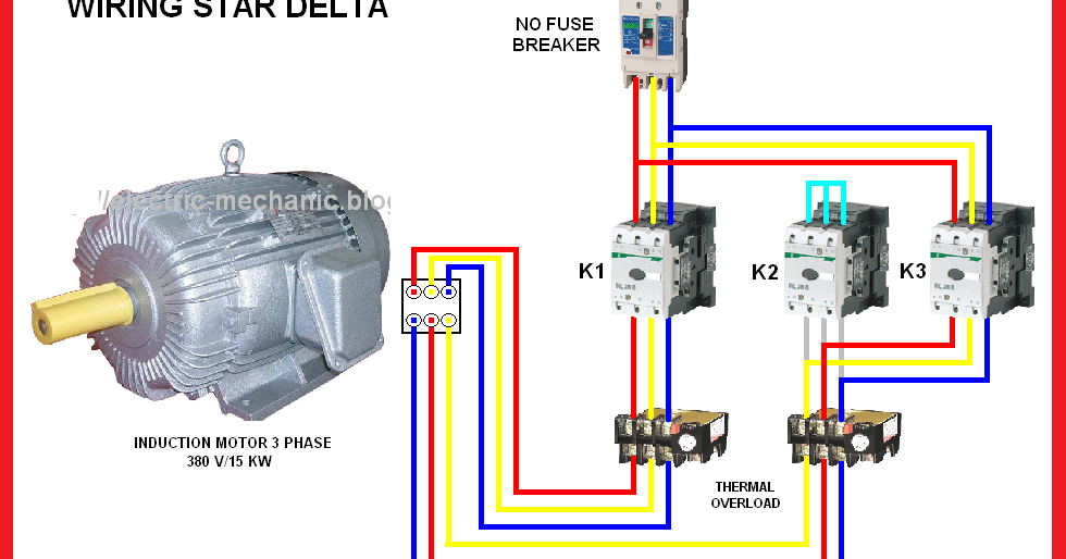 Star%2BDelta%2BMotor%2BConnection%2BDiagram  Phase Motor Wiring Diagram Star Delta on delta 3 phase bank diagram, delta connection diagram, 3 phase 3 wire delta, 3 phase motor control diagrams, 3 phase motor star delta connection,