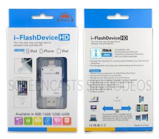 iFlashDeviceHD, iStick, iFlashDriveHD