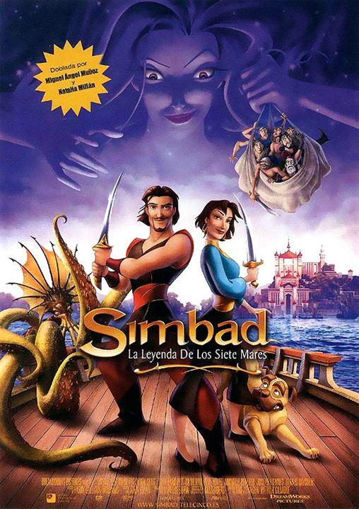 Simbad: La leyenda de los siete mares 1080p [MEGA] [LATINO]