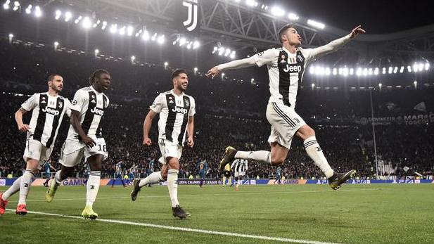 Cristiano Ronaldo Kepala Maut Keren