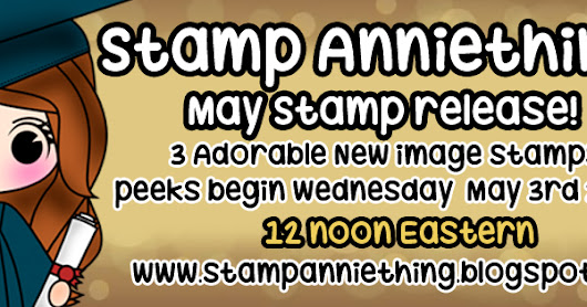 SAT: May stamp release day #1