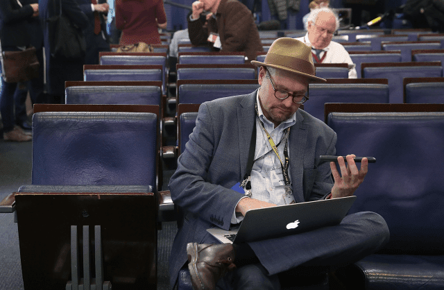 The Mainstream Media's Accused - Over a Dozen Corporate Media Figures Fired for Sexual Misconduct - How Far Does This Issue Go?  Glenn-thrush%2B1