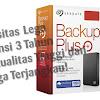 Harddisk Seagate Backup Plus Portable 5TB 2.5 Inchi USB 3.0. High Quality, Harga Terjangkau dengan Garansi 3 Tahun