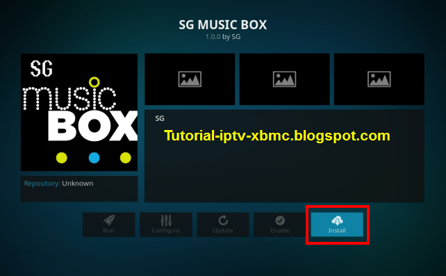 how to download music box on kodi