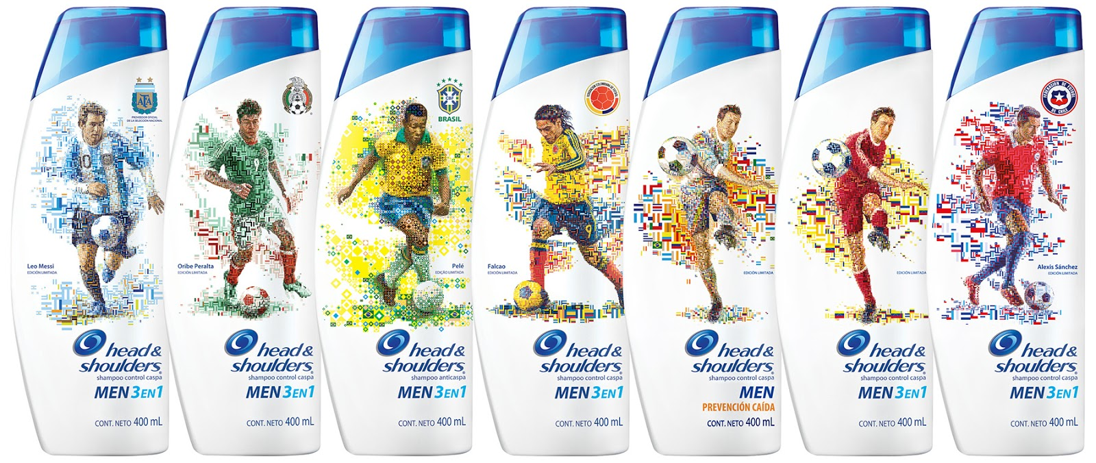 Ten 2014 Fifa World Cup Special Edition Packaging On