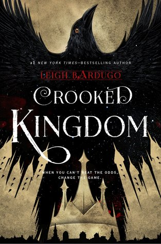 Crooked Kingdom Leigh Bardugo cover Six Of Crows