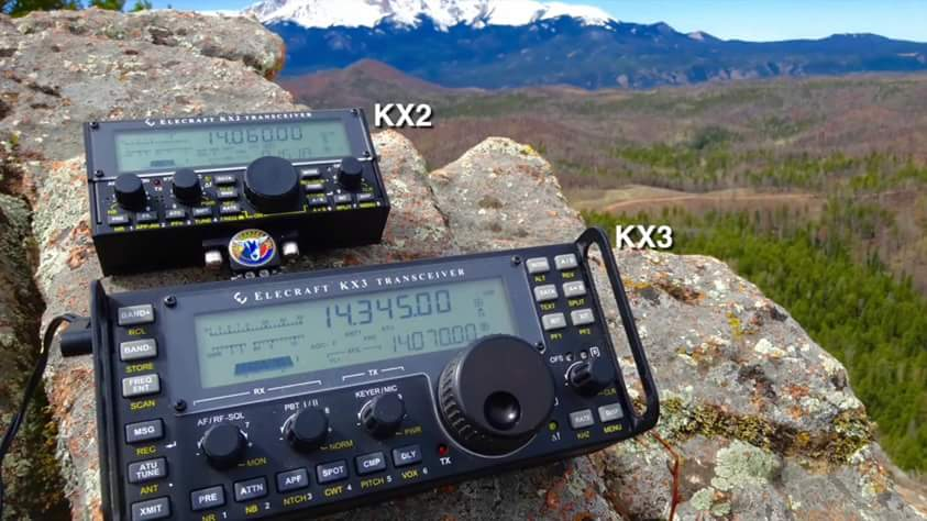 W2LJ QRP - When you care to send the very least!: Elecraft KX2
