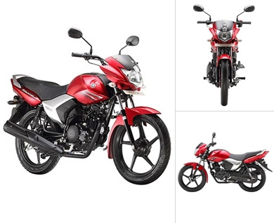 Yamaha Saluto 125cc all view image
