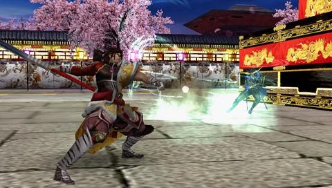 Sengoku Basara: Battle Heroes PSP GAME ISO Gameplay 1